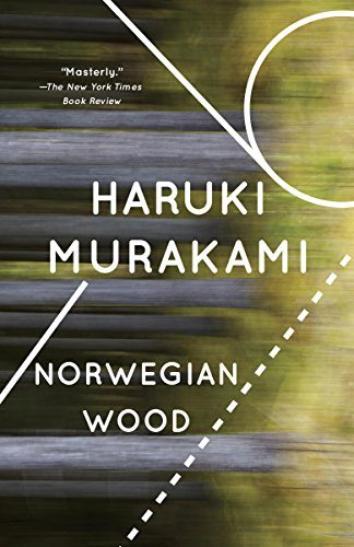 Haruki Murakami Norwegian Wood
