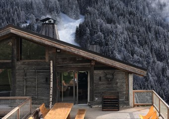 Armel Soyer's chalet in Megève, France