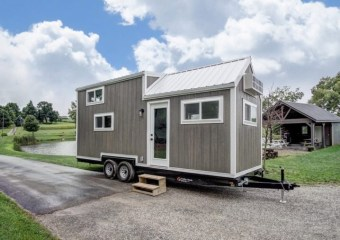 The Rodanthe by Columbus, Ohio based Modern Tiny Living