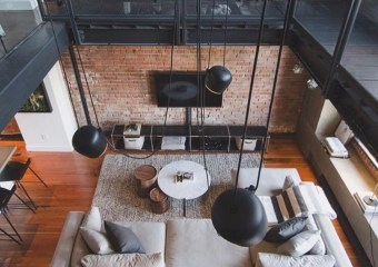 Gastown Loft, Vancouver by Port and Quarter