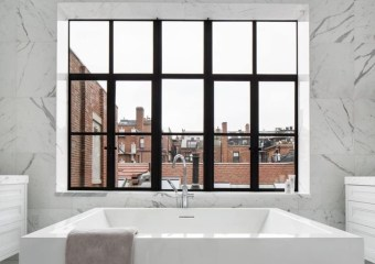 Chestnut Street Townhouse, Boston by Hacin + Associates
