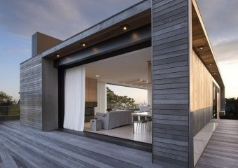 Hither Hills House, Montauk, New York by Bates Masi Architects