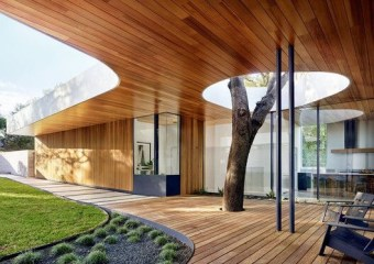 Constant Springs Residence, Austin by Alterstudio Architecture