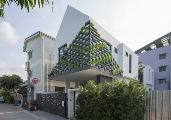 I-House, Samut Prakan, Thailand by Gooseberry Design