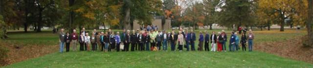 Heartland Tour Group at Mound City