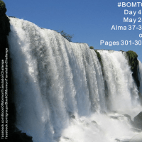 """#BOMTC Day 48, May 24~Alma 37-39 or Pages 301-307: """"The Lord's Side of the Line"""""""