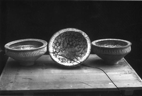 Three (Sultanabad) Bowls