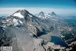 Three Sisters Volcanoes, Oregon