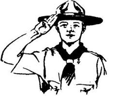 three finger salute boy scouts