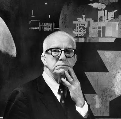 Buckminster Fuller - Building Blocks of the Universe