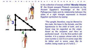 Egyptian Triangle