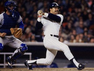 1977 World Series Game 6 - Reggie Jackson belts three homers