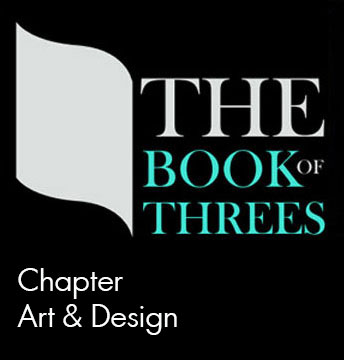 The Book of Threes   Chapter Art & Design