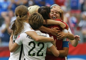 World Cup Women's Soccer 2015