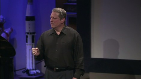 Al Gore - Ted Talks - Climate Change thumbnail