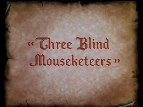 The Three blind mouseketeers -Disney's silly symphony (1936) thumbnail