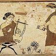 Thumbnail Thamyris & the Muses