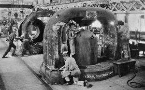 Cyclotron - 1930 particle accelerator