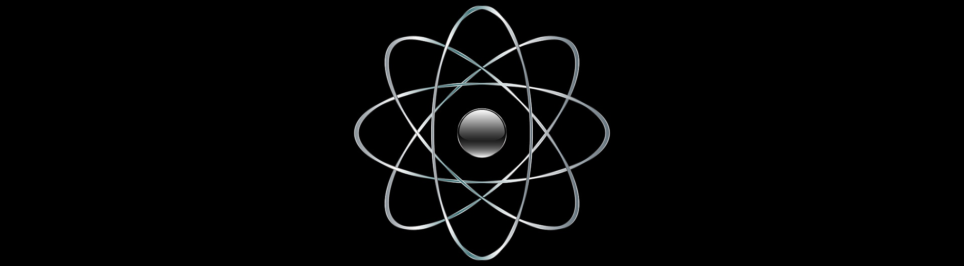Three ways to see an atom