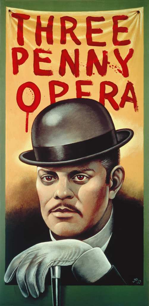 threepenny opera movie-poster