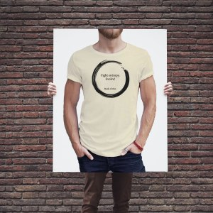 Inspirational T-Shirts About Evolution Quote