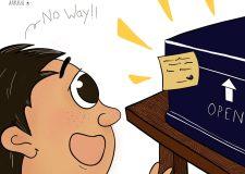 #SaraReads: Story- The Homework Machine