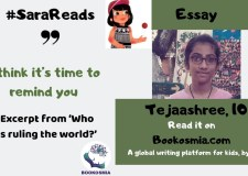 Who is ruling the world? Read Essay with Sara