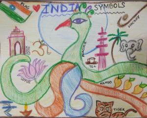 Read with Sara Indian Symbols Bookosmiaa