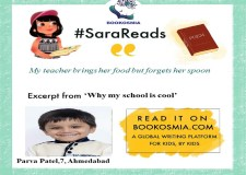 Why My School is Cool- Read Poem with Sara