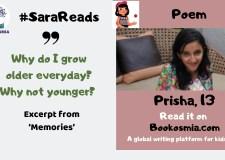 Memories: Read Poem with Sara