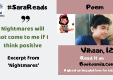 Nightmares: Read poem with Sara