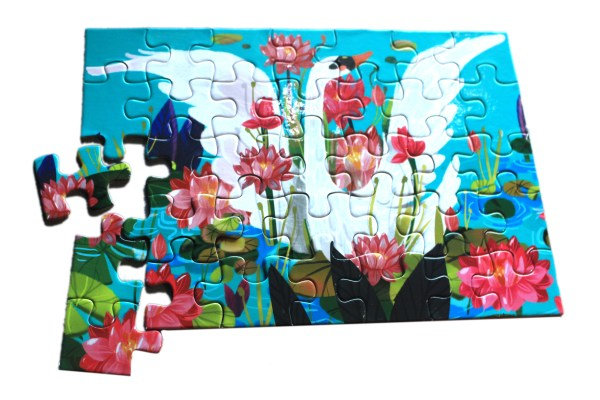 I Wish I Were Jigsaw Puzzle Bookosmia