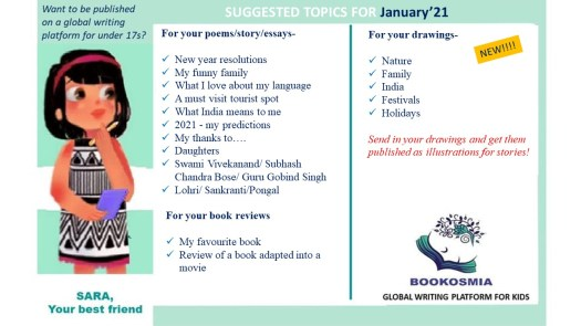 Bookosmia's submission guidelines for Jan'21