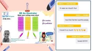 Be an Illustrator Workshop