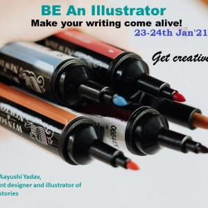 Be an Illustrator Workshop Bookosmia