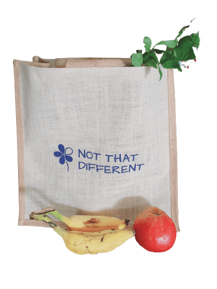 Jute Carry Bags Not That Different