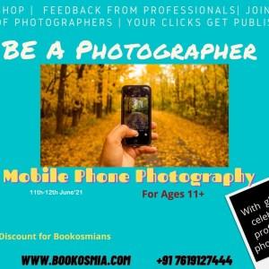 Photography Workshop for kids