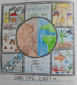 My message for Earth day