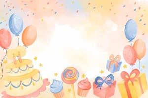 A memorable birthday party