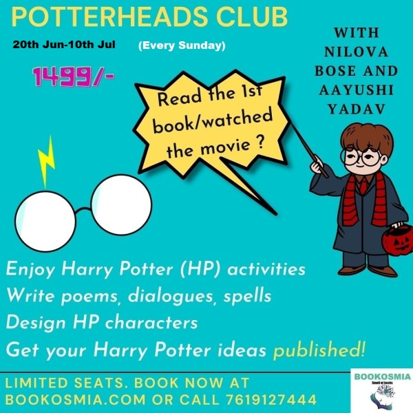 Harry Potter Club for kids