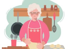 Grandma's Recipes – Missing them | Bookosmia