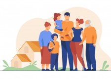 Family Day – Meet My Happy Family | Bookosmia