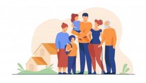Family Day - Meet my happy family