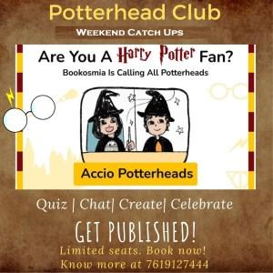 Harry Potter Club Bookosmia