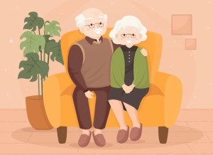 Grandparents  - My superstars