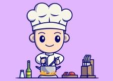 New Recipe – A Salmon Pie For The Master | Bookosmia