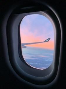 Flight story - My happy pilot dad