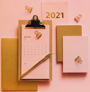 Dear 2021 - A letter full of hope and dreams