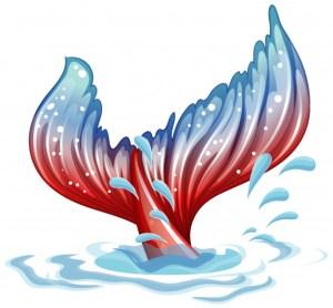 I wish I were a mermaid