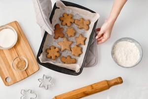 Cookie recipe - 99 spoons of hard work and 1 spoon of luck